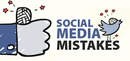 Damn! How could you make those mistakes on social media?