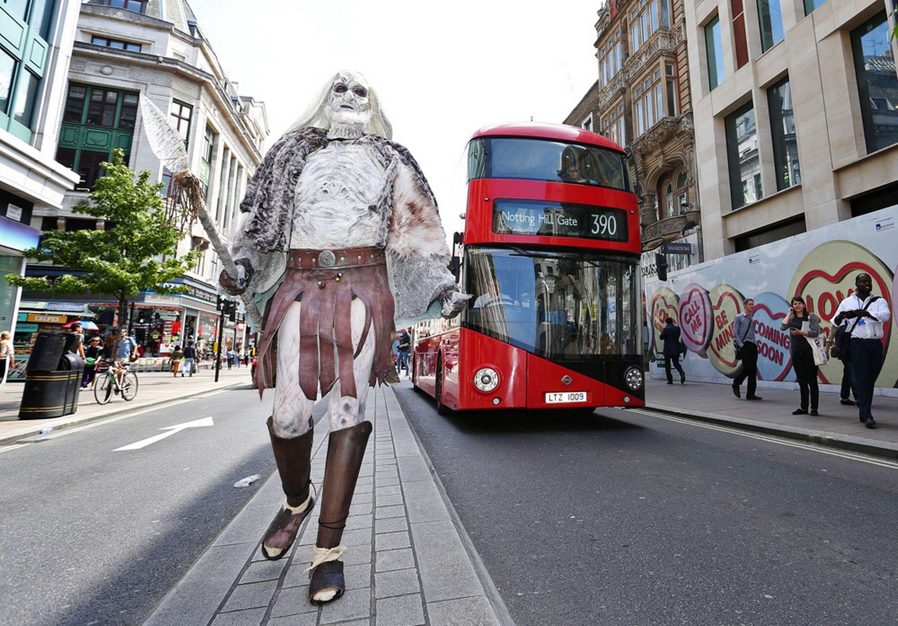 White Walker in London