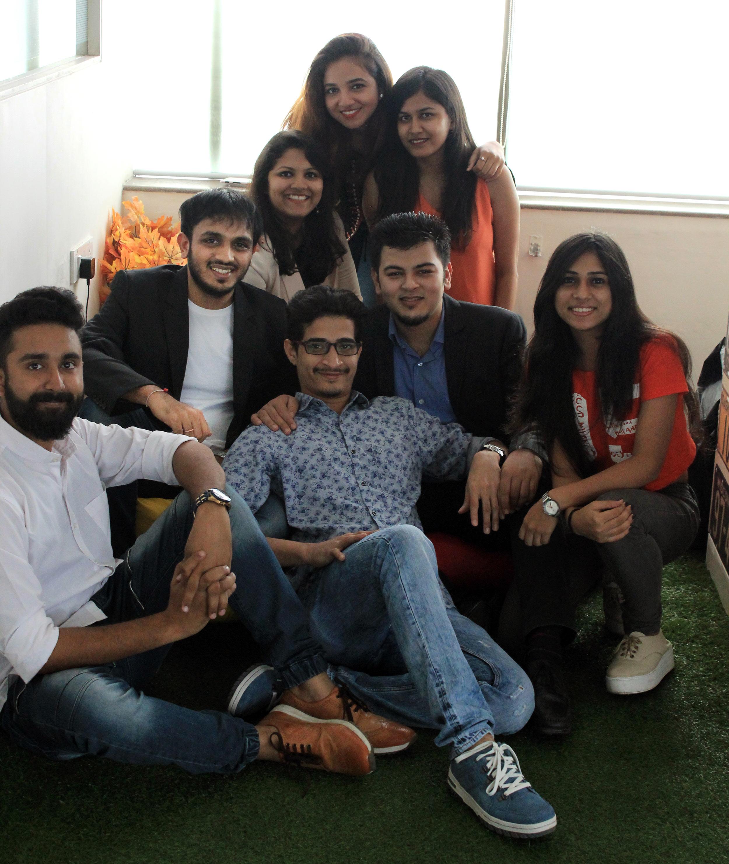 3 Minds Digital Startup Team