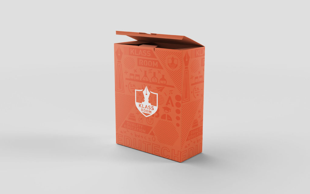 Klassroom Packaging
